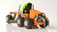 Lego Technic Futuristic Autonomous Grader (updated version - MOC - 4K) (hajdekr) Tags: lego buildingblocks assemblyinstructions guide buildingguide tuto tutorial tip help tips stepbystep inspiration update updated version updatedversion autonomous automat robot