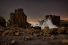 Starman (EmeraldImaging) Tags: bombo bomboquarry kiama stars nsw wollongong sydney australia seascape sunrise waterfall rocks landscape