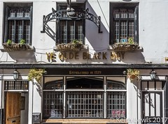 An Occasional series My favourite Pubs in Hull # 6 Ye Olde Black Boy (keithhull) Tags: oldeblackboy highstreet hull hullcityofculture2017 historic pub