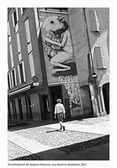 Impressive (Pollini Photo Laboratory) Tags: streetphotography elmarit 28mm leica leicam8 modena fotografiaurbana polliniphotolabcom blackwhite bianconero monocrome