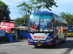 Davao Metro Shuttle 603 (Monkey D. Luffy ギア2(セカンド)) Tags: yutong bus mindanao philbes philippine philippines photography photo enthusiasts society road vehicles vehicle