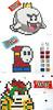 M&M Mosaic Mario Nintendo Collection - Boo, Shyguy and Bowser (Kitslams Art) Tags: nintendo mm mosaics pixel art 8bit mario bros nes snes video game artist candy 8 bit arts yoshi toad megaman samus aran metroid boo shyguy bowers mushroom mosaicart mosaicartist mmmosaic rubikscubemosaic artwithitems artwithcandy artwithmms artwithrubikscubes rubikscubeart rubiksart mosaicdrawing drawingmosaic kitslamsart kitslam videogameart videogameartist videogamepixelart pixelart 8bitart 8bitartist nintendoart nintendoartist nintendopixel snesart nesart marioart marioartwork mariobrosart
