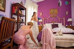 Ale y Sara_139 (Almu_Martinez_Jiménez) Tags: boda wedding bride groom novios marbella pareja couple familia love amor gente portrait weddingtime ramo vogue casual canon fotografa