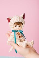 New Head! :-) (bambola_world) Tags: ドール bambolaworld blanky resindoll tinybjd bjd bjdoll bjdphotography koreadoll animedoll animestyl 可愛い 人形
