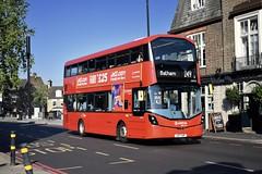 Arriva London Wright Eclipse Gemini 3 [Mark 2] bodied Volvo B5LH (HV312 - LK17 AHP) 249 (London Bus Breh) Tags: arriva arrivalondon thewrightgroup wrightgroup wrightbus wright wrighteclipsegemini3 gemini3 volvo volvobus volvob5l volvob5lh volvob5lhybrid hybrid hybridbus hybridtechnology hv hv312 lk17ahp 17reg london buses londonbuses bus londonbusesroute249 route249 tfl transportforlondon