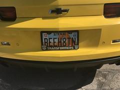 BEEH8TN (Jeff Weissman Photography) Tags: license plates