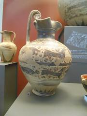 vaso, museo archeologico nazionale, Pontecagnano (Pivari.com) Tags: vaso museoarcheologiconazionale pontecagnano