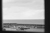 La ventana al puerto (Leire Ro) Tags: ventana puerto lastres mar barco sea asturias bn byn