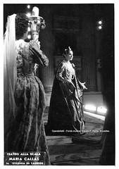 CALLAS, Maria, Iphigénie, Iphigénie en Tauride, Teatro alla Scala, Milano (Operabilia) Tags: iphigénie en tauride gluck claudepascalperna opera operabilia mariacallas mariameneghinicallas milano teatroallascala dominiquejpréaux lirica
