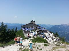 20130803_073600_Android (usapride) Tags: kehlsteinhaus austria österreich berchtesgaden berchtesgadenaustria berchtesgadenösterreich eaglesnest nazi adolfhitler hitler