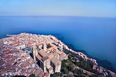 La Rocca Cefalu (frasse21) Tags: larocca cefalù sicily europe italy water longexposure le leefilter bigstopper travel landscape city