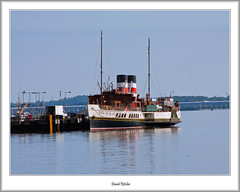 At Largs - The Finest (flatfoot471) Tags: 2015 ayrshire firthofclyde landscape largs merchant normal paddlesteamer pier pswaverley scotland ships summer unitedkingdom