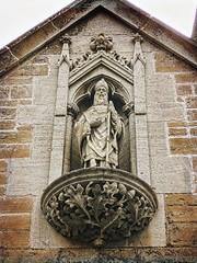 St Wilfrid, Kirkby-in-Ashfield (Dun.can) Tags: stwilfrid church medieval gargoyles 1908 nottinghamshire notts kirkbyinashfield kirkby