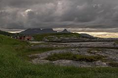 Norwegian nature (steffos1986) Tags: nature landscape norway bodø bodo europe scandinavia norwegian norwegen beauty travel turism mountain house ocean fjord kjerringoy kjerringøy sunset nikon d5300 nikkor1855