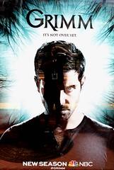 2016-Grimm TV Series Poster Outside SDCC-01 (David Cummings62) Tags: sandiego ca calif california comiccon con grimm tvseries poster art outside nbc davidcummings davecummings 2016