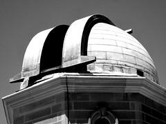 Observatory Dome (sturkster) Tags: australia australie a1200 bw blackwhite canonpowershota1200 canona1200 canon nsw noiretblanc sydney sydneyisopen sydneyopen2016 powershot photoscape architecture building observatory observatoryhill dome