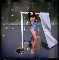 Something Magical (Catherine Inaka) Tags: cnz mishmish belleza decocrate itgirls leliteevent logo maitreya salacityposes serenitystyle slink tameless welovetoblog buzz dappa