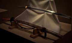 Top of the Line Samurai Sword (Mule67) Tags: sword 2017 japaj nagoya castle samurai katana 5photosaday
