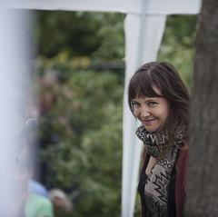 Zaterdag in de Prinsentuin: Ellen Deckwitz