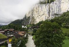Lauterbrunnen (l4ts) Tags: europe switzerland bern swissalps berneseoberland lauterbrunnen wengen lauterbrunnenvalley staubbachfall