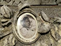The crypt of Zaira Brivio - Milan, 1896 (ashabot) Tags: