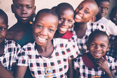 Photo of the Day (Peace Gospel) Tags: children kids cute adorable school uniforms students education educate learning happy happiness joy joyful peace peaceful hope hopeful thankful grateful gratitude outdoor empowerment empowered empower love loved