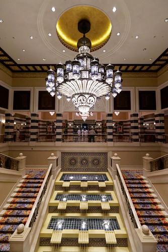 Dubai: Hotel Jumeirah Al Qasr