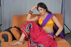 Indian Actress Haripriya Hot Sexy Images Set-1  (75)