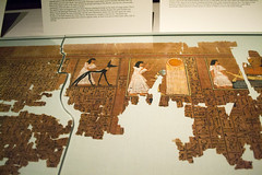 Jigsaw (Stray Toaster) Tags: cambridge fitzwilliam museum egyptian book dead papyrus ramose