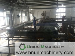 """Sachet Liquor Packing Machine"""" also known as Form Fill Seal (packing flour) Tags: automatic filling machine water liquid juice liqueur"""