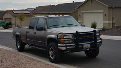 Chevrolet Silverado (ashman 88) Tags: chevrolet chevy silverado chevysilverado truck pickup