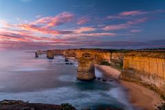 Beautiful Great Ocean Road (Samuel Gmehlin) Tags: australia greatoceanroad twelveapostles sunset ocean coast