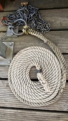 Rope (blondinrikard) Tags: rep tåg tross rope spiral mooring dock jetty quai kaj brygga förtöjning