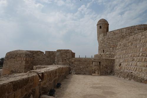 Bahrain Fort Manama