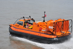 DSC_1592 (jakear) Tags: rnli lifeboat fleetwood blackpool barrow morcambe hovercraft