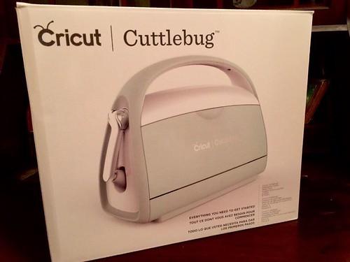 cuttlebug box