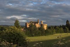 Dalhousie Castle Midlothian (Colin Myers Photography) Tags: midlothian scotland scottish dalhousie castle dalhousiecastle golden hour sunset sun set light colinmyersphotography colin myers photography