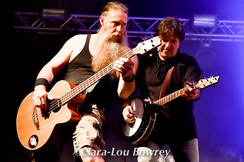Hayseed Dixie at Nozstock 2017