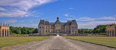 Château Vaux le Vicomte 2 (pe_ha45) Tags: château castle schloss fouquet maincy melun france îledefrance