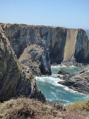 P1020536 (snapshots_of_sacha) Tags: sea atlantic atlantik meer beach algarve portugal landscape nature wild