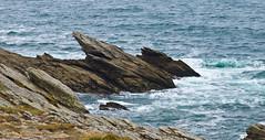 Côte Sauvage (schreibtnix on 'n off) Tags: reisen travelling europa europe frankreich france bretagne brittany breizh côtesauvage meer sea felsen rocks brandung breakers olympuse5 schreibtnix