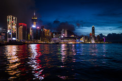 BC_MNG_1920-7763 (Ng Matthew) Tags: hong kong travel victoria harbour boat kowloon icc ifc central tsim sha tsui city cityscape canon 1dx skyline sky cloud night
