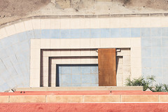 BACK_ON_TRACK (DASxTESAPECK) Tags: nel spain spanien espana trip geometrisch geometric floor boden vogelperspektive kassel dastesapeck tesapeck nathalierull copyright beau beautiful
