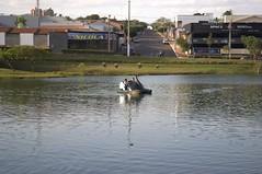Jataí, Goiás, Brasil (Proflázaro) Tags: brasil goiás jataí parqueecológicodiacuy parque lago cidade natureza ecologia água