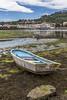 Pontedeume, Galicia (kike.matas) Tags: canon canoneos6d canonef1635f28liiusm kikematas pontedeume galicia españa paisaje riadeares mareabaja barcas puerto pueblo puente agua mariscar nubes lightroom4