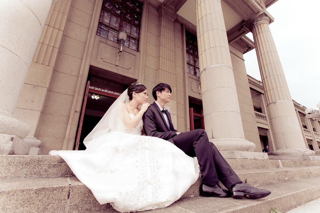 任廷&姿妤、婚禮0397