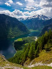 (Ruven.Shepard.Photography) Tags: olympus königssee hiking wandern bayern