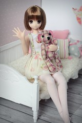 Zoé, Pure Neemo Meow × Meow Maya (Loony-Doll) Tags: azone pureneemo meowmeow meow maya azonemaya pureneemomaya doll dolls dollhouse dollphotography