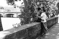 Je t'aime... (Hemzah Ahmed) Tags: jetaime iloveyou love romance romantic kiss kissing monochrome mono monochromatic riverseine paris parisian parisien france french snog snogging woman man lover lovers 2470mmf28ii canon2470mmf28iil canon5dmarkiii canon5dmark3 europe travel traveller blackandwhite blackwhite blacknwhite noiretblanc wall bridge bridges bnw bw embrace passion passionate erotic massimodutti fashion adidas