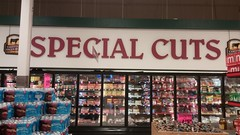 Did Special Cuts get cut?... (Retail Retell) Tags: superlo foods grocery store southaven ms desoto county retail former schnucks albertsons seessels corrugated metal decor interior seesselsbyalbertsons
